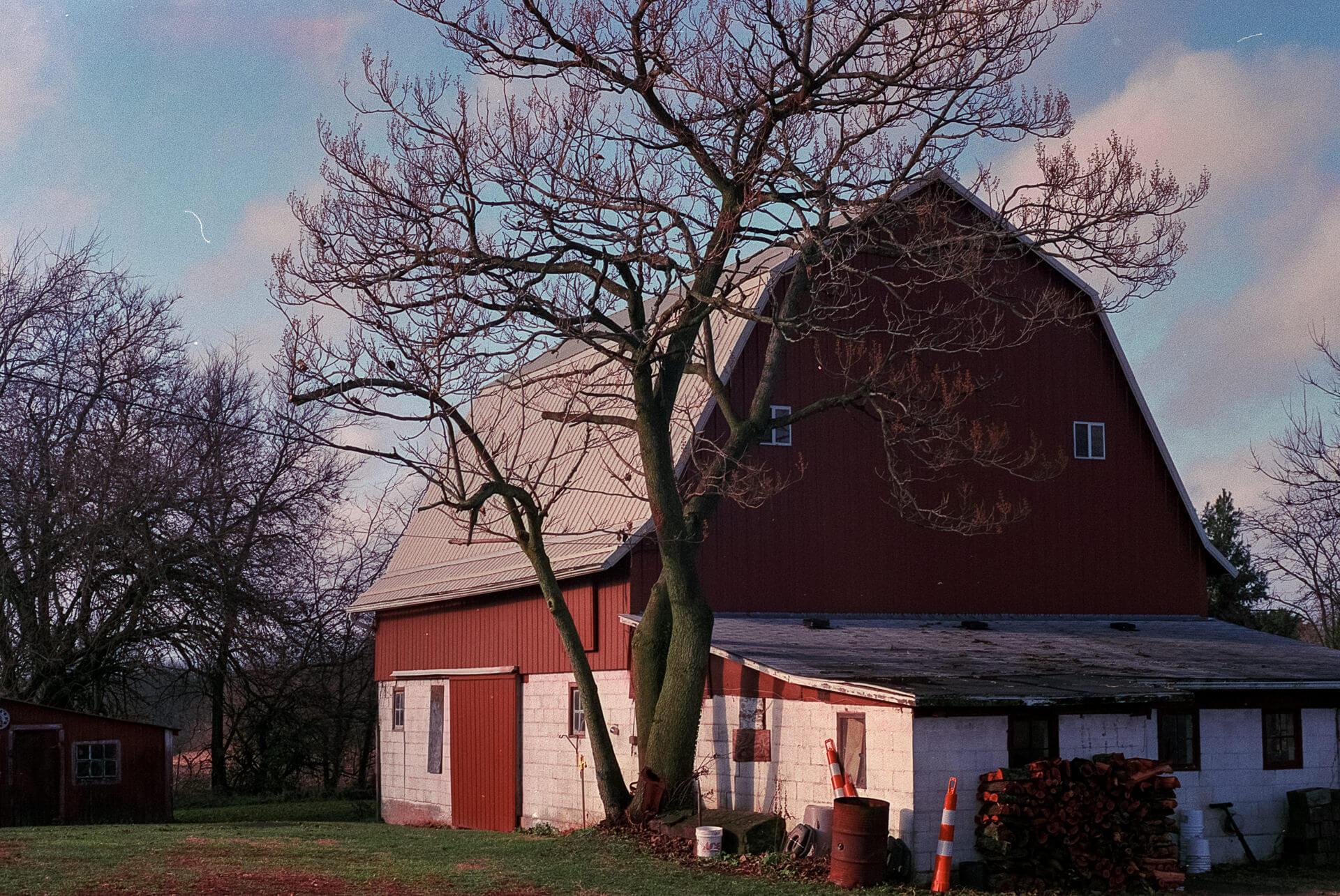 Barn in Mechanicsburg OH